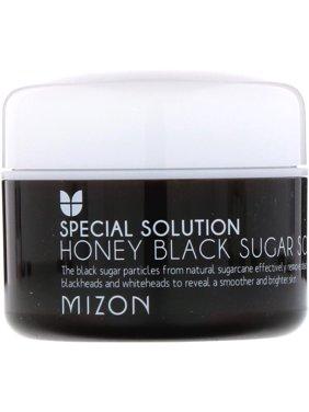 Mizon Honey Black Sugar Scrub, 3.17 oz (90 g)