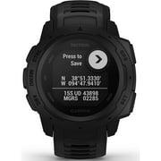Garmin Instinct Tactical GPS Watch in Black