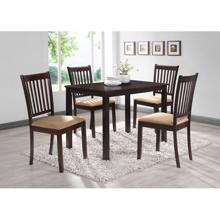 K & B Furniture Lowell Dining Table, Chairs sold separately