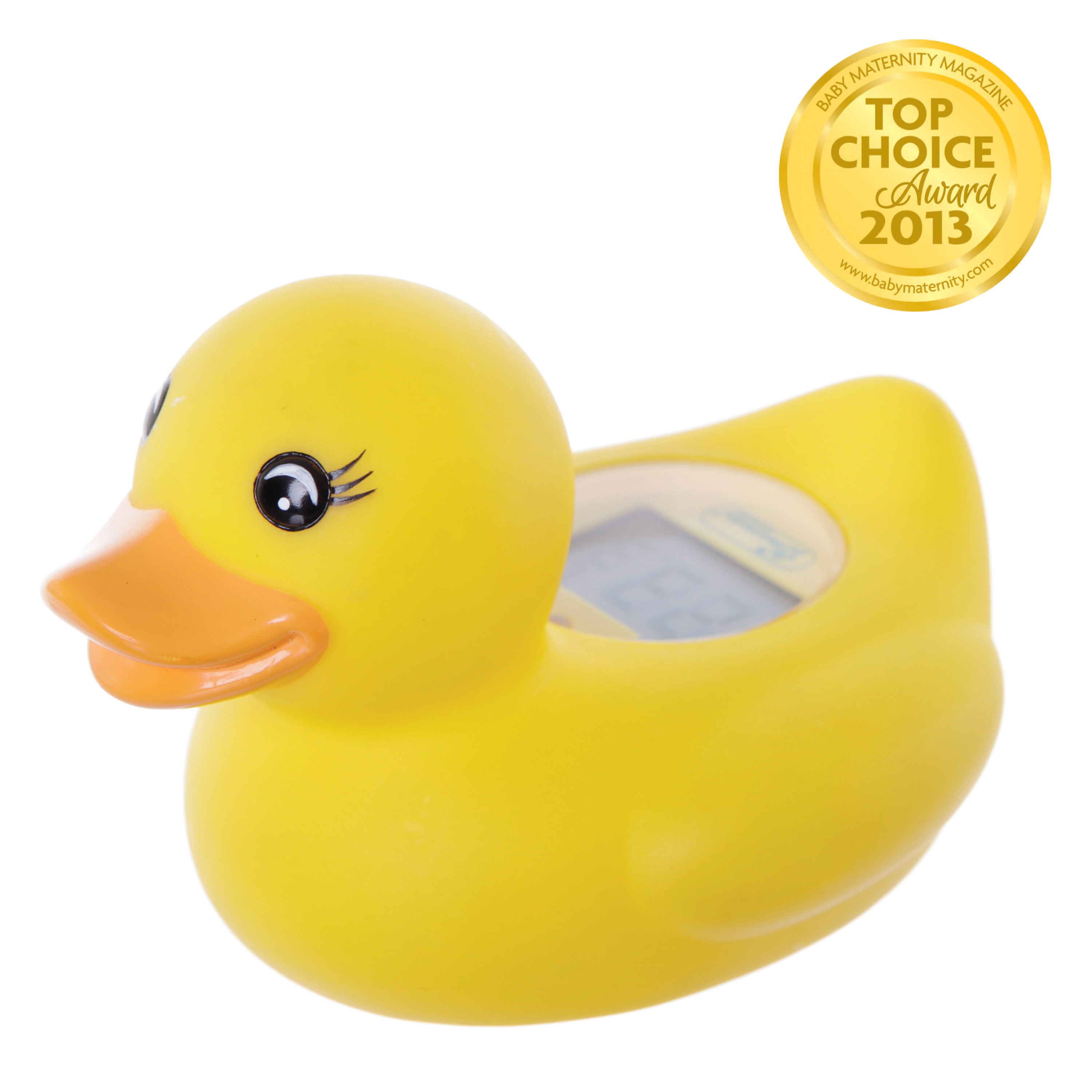 Dreambaby Room & Bath Thermometer, Duck