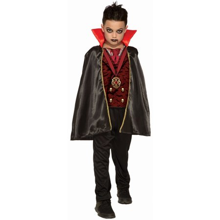 Halloween Classic Vampire Boy Child Costume