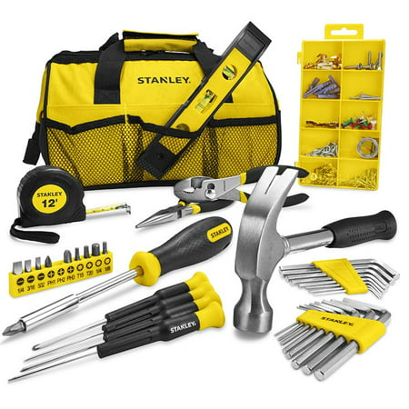 Stanley STMT74101 239-Piece Home Repair Mixed Tool Set 10 Piece Tool Set