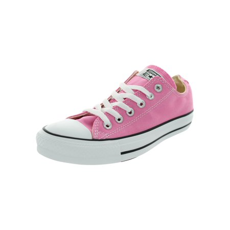 35471ded6e7bbf converse unisex chuck taylor all star ox low top classic pink sneakers - 12  b(m) us women   10 d(m) us men - Walmart.com
