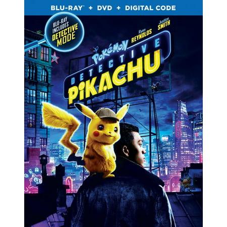 Pokémon Detective Pikachu (Blu-ray + (Halloween Producer's Cut Blu Ray)