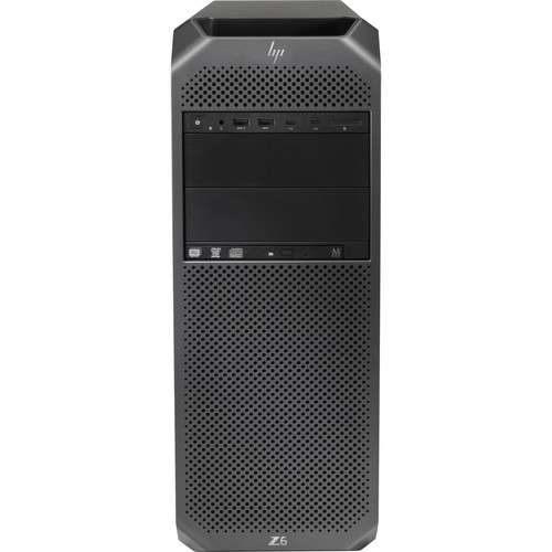 HP Workstation Z6 G4 - MT - Xeon Silver 4112 2.6 GHz - 8 GB - 1 TB Z6 G4 Workstation