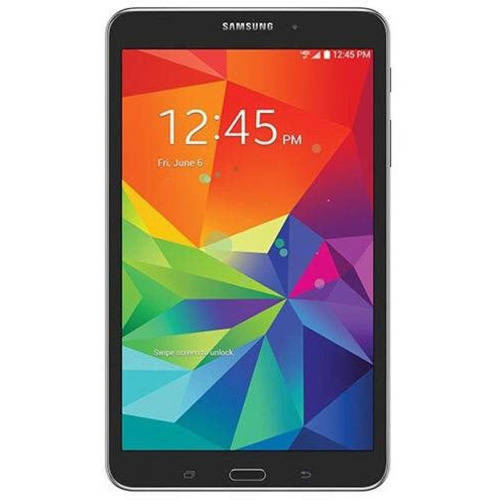 "Refurbished Samsung Galaxy Tab 4 with Wifi 8"" Touchscreen Tablet PC Featuring Android 4.4 (KitKat) Operating System, Black"