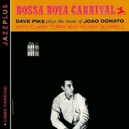 Dave Pike   Bossa Nova Carnival Limbo Carnival  Cd