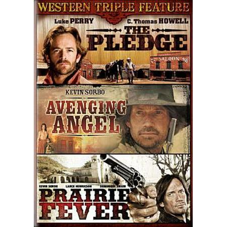 Western Triple Feature: The Pledge/Avenging Angel/Prairie