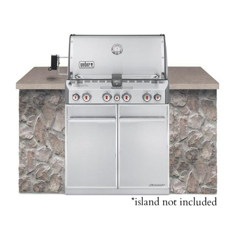 Weber Summit S-460 Built In Gas Grill - Propane