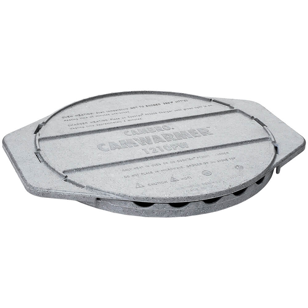 Cambro Camwarmer, Maximize Hot Food Holding, Granite Gray, 1210PW-191