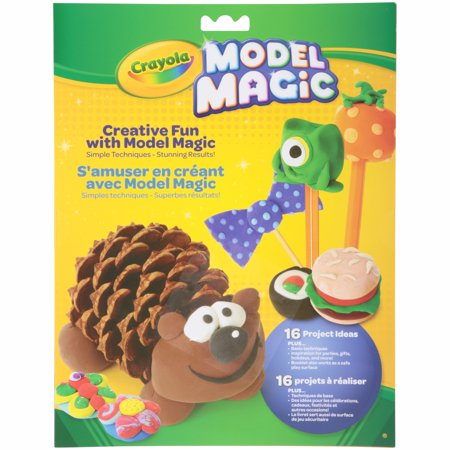 Crayola Everyday Creativity Model Magic Booklet