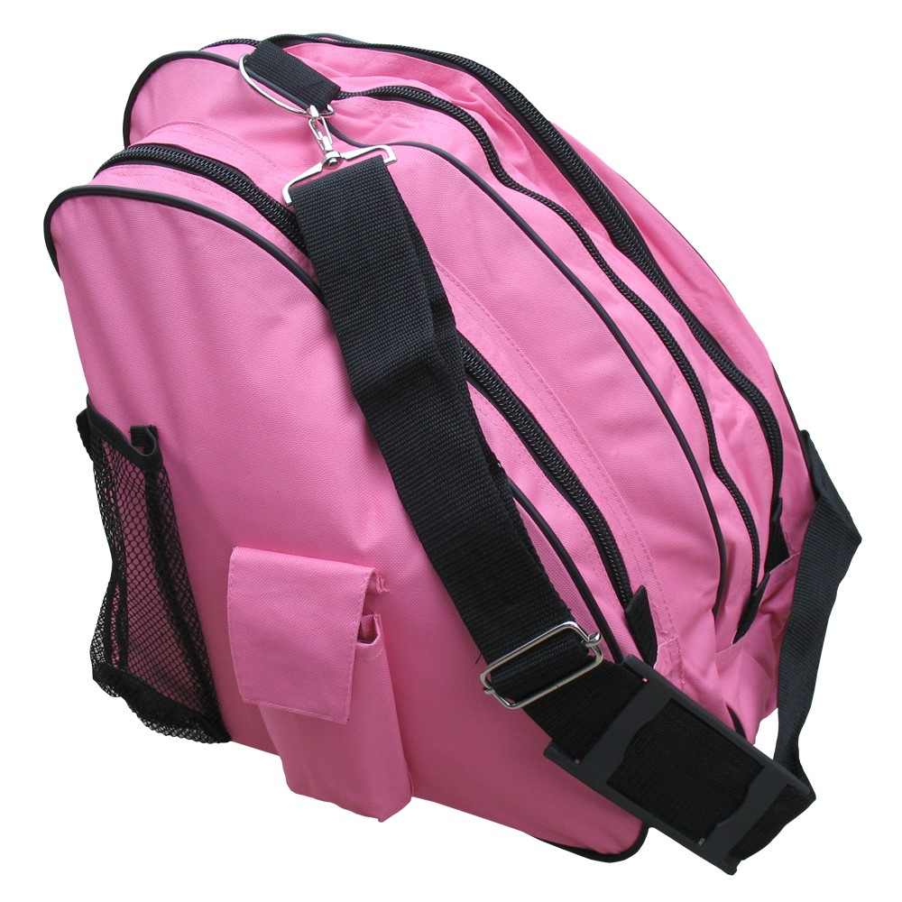 Skate Bag Deluxe Hot Pink by A&R Sports