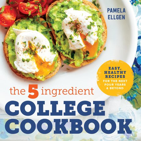 The 5-Ingredient College Cookbook: Easy, Healthy Recipes for the Next Four Years and Beyond - Easy Halloween Recipe