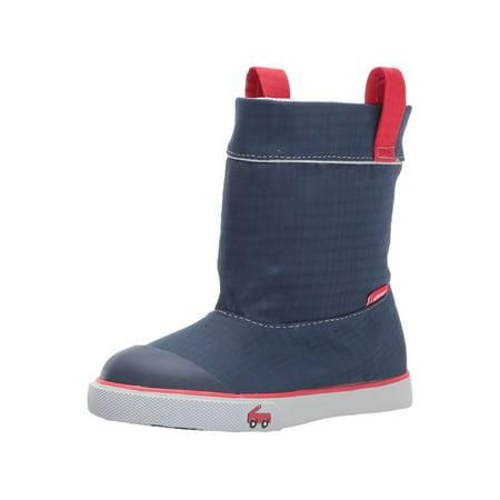 Kids See Kai Run Girls Montlake Mid-Calf Pull On Rain Boots