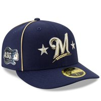 Milwaukee Brewers New Era 2019 MLB All-Star Game On-Field Low Profile 59FIFTY Fitted Hat - Navy
