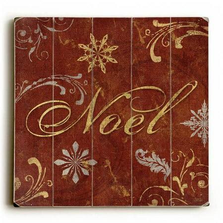Noel Wood (ArteHouse Decorative Wood Sign