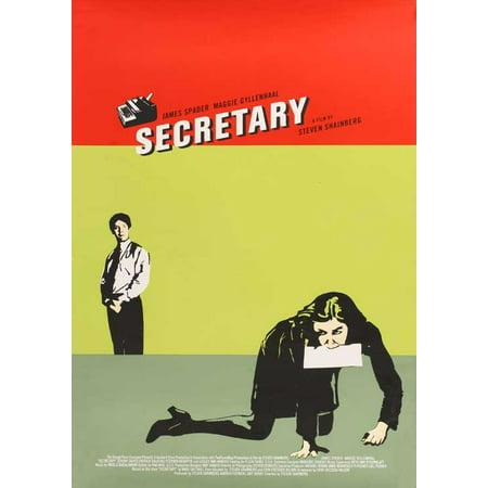 Victorian Secretary (Secretary - movie POSTER (Style D) (27