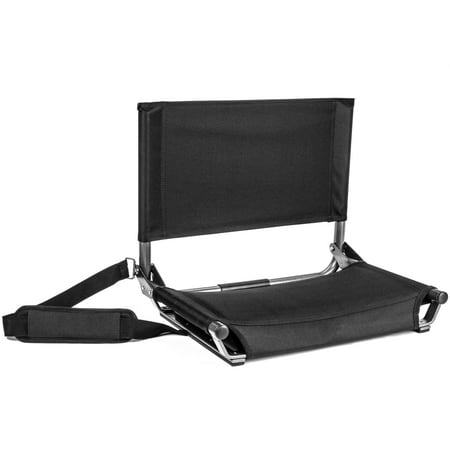 Cascade Mountain Tech Lightweight Aluminum Stadium Seat