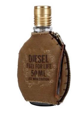 Diesel Fuel for Life Cologne for Men, 1.7 fl oz