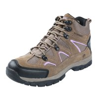 Northside Womens Snohomish Leather Waterproof Mid Hiking Boot