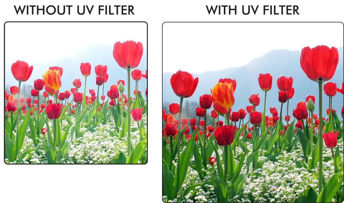 Iluminacion Para Camara XIT VIDRIO UV FILTRO 49MM + XIT en Veo y Compro
