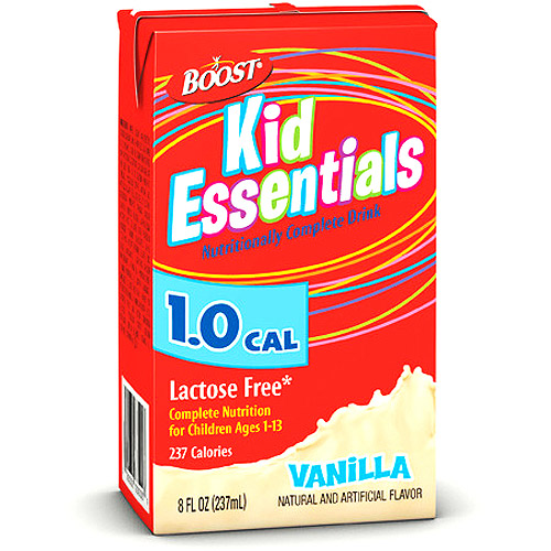 Boost Kid Essentials Nutritionally Complete Drink Vanilla 27X237ml