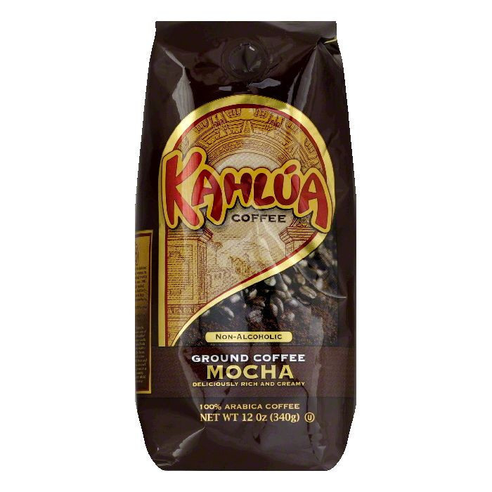 White Coffee Kahlua  Coffee, 12 oz