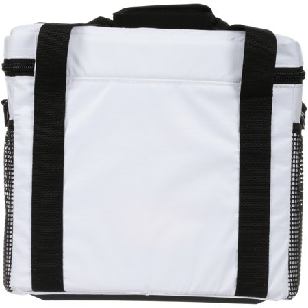 Igloo® Marine Ultra™ White & Black Square 24 Cooler Bag