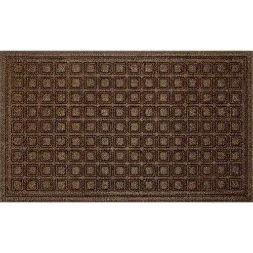 Mainstays Textures Blocks Indoor / Outdoor Utility Mat