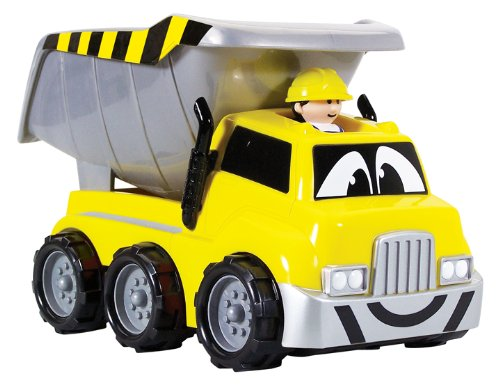 Kid Galaxy My First Radio Control Dump Truck (Colors May Vary) by Lung Cheong International Holdings, Ltd