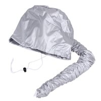 Hair Dryer Bonnet Hood Nylon Hair Dryer Attachment Head Cover Hot Oil Hat for Home & Salon