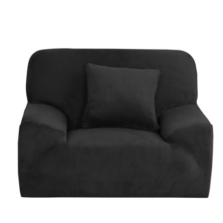 Stretch Sofa Slipcover SofaChair Covers 1 Seater Protectors Couch Covers Featuring  Slip Resistant 35-55