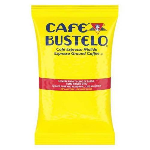 CAFE BUSTELO 7447101014 Coffee,12 Cups,Packet,PK30 G1579326