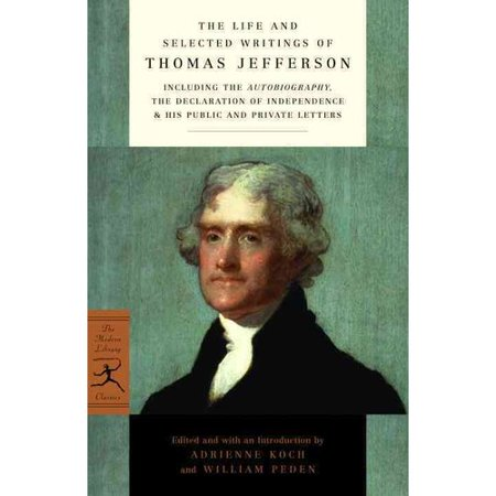 Editions of Jefferson's Writings