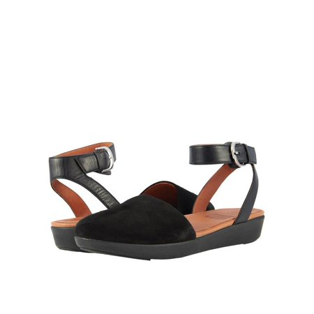 9f80ff3a9 FitFlop - Fitflop Cova Women's Closed Toe Sandals J93-001 - Walmart.com