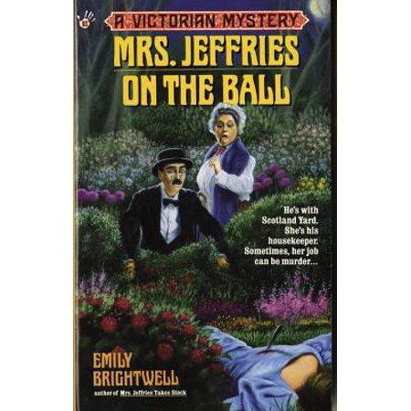 Mrs. Jeffries on the Ball - eBook