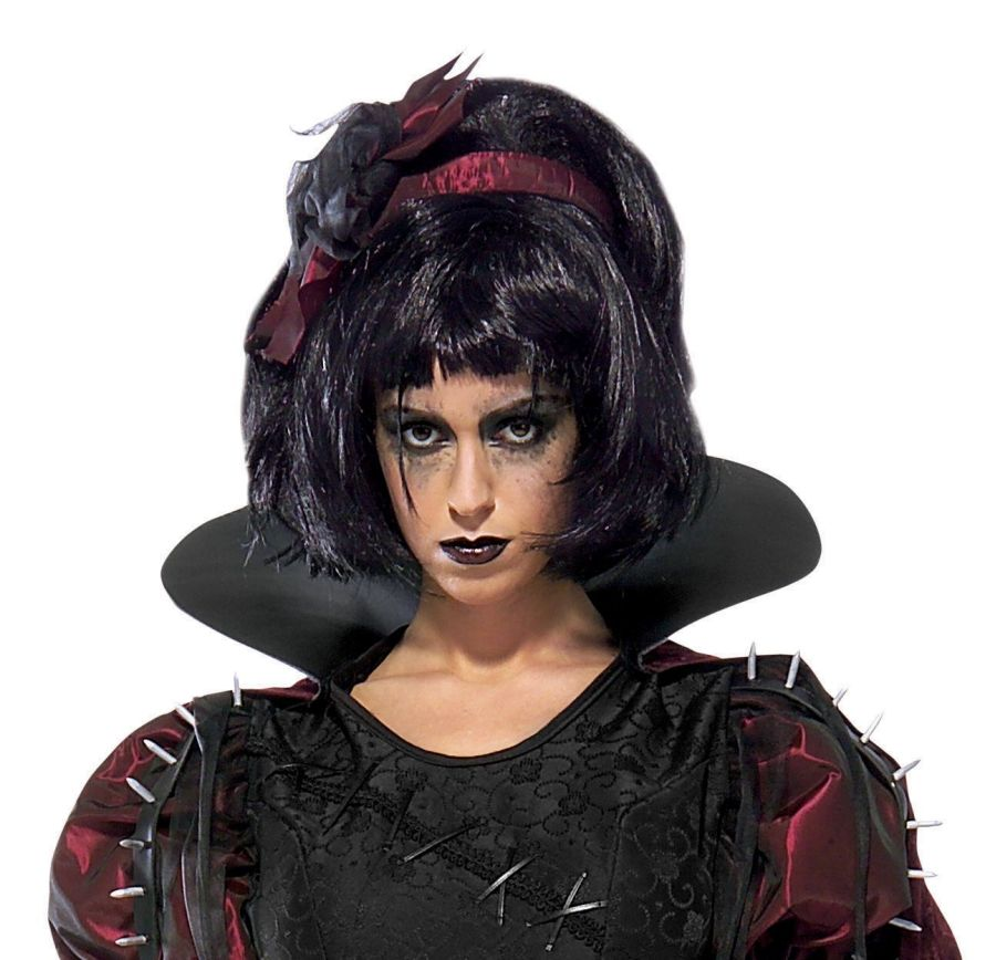 Snow Fright Wig Adult Halloween Accessory