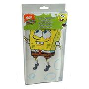 Spongebob Squarepants Removable & Reusable Room Appliques Stickers - 4 Sheets