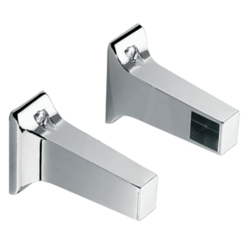 "Moen 910 5 8"" Towel Bar Mounting Posts from the Donner Economy Collection by Moen"