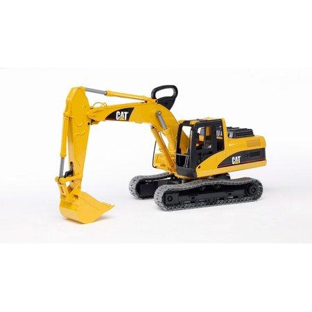 bruder toys caterpillar excavator. Black Bedroom Furniture Sets. Home Design Ideas