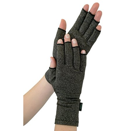 NatraCure Arthritis Compression Gloves - Small ()