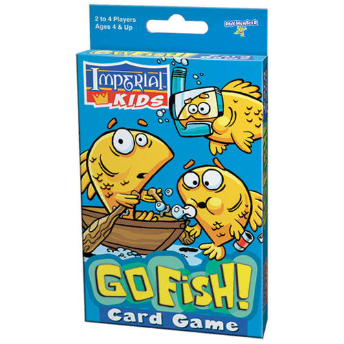 Imperial Go Fish Card Game