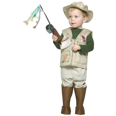 Back To Future Halloween Costume (Future Fisherman Toddler Halloween)