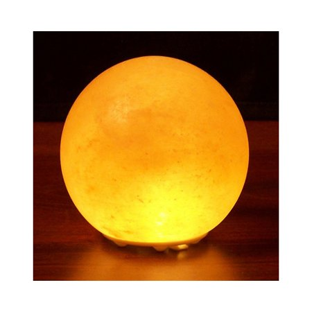Himalayan Salt Mini Planet Salt Lamp - USB - 3 in - Walmart.com