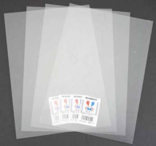 703-01 Clear Sheet Polyester .020 (4)