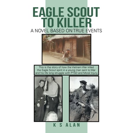 Eagle Scout to Killer - eBook