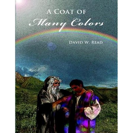 A Coat of Many Colors - eBook (David And The Coat Of Many Colors)