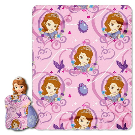 Sofia the First Throw and Pillow Set](Sofia The First Cups)