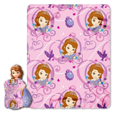 Sofia the First Throw and Pillow Set - Sofia The First Cups