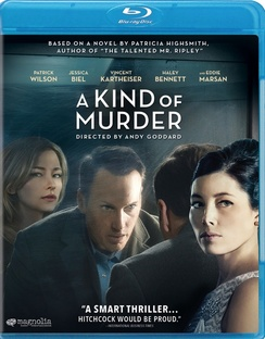 A Kind of Murder (Blu-ray) by Magnolia Pictures